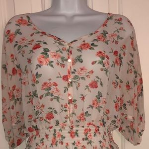 DESIGNED BY FOREVER 21 TOP!!! GOOD CONDITION